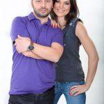 Ovi and Paula Seling. Photo: TVR