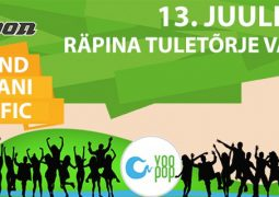 Voo-POP concert, Estonia