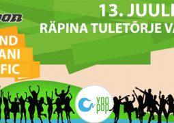 Voo-POP concert, Estonia