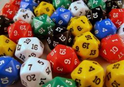 Number dice