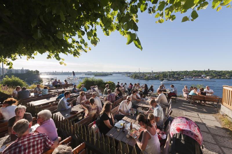 Viewpoint Fåfängan- Södermalm- Stockholm
