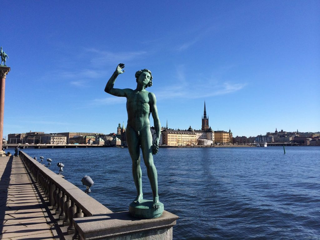 Sights and Sounds of Stockholm 1