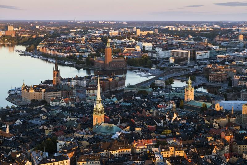 Stockholm view- VISITSTOCKHOLM