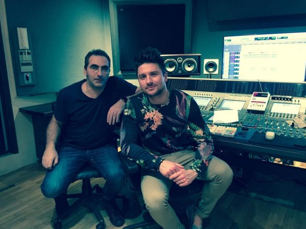 Sergey and composer
