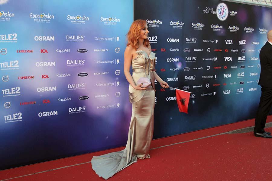 Albania Red Carpet 2016