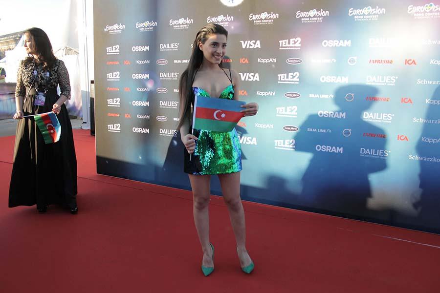 Azerbaijan Red Carpet 2016