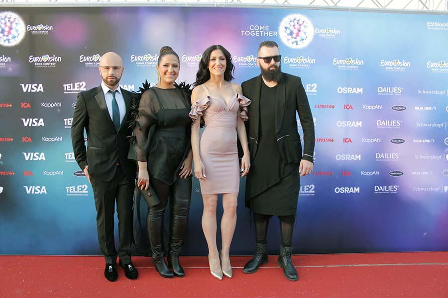 Bosnia and Herzegovina Red Carpet 2016