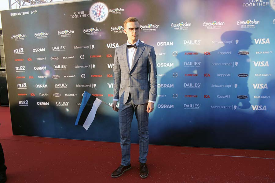 Estonia Red Carpet 2016