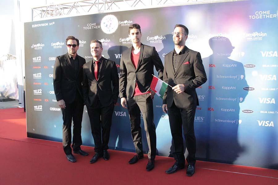 Hungary Red Carpet 2016