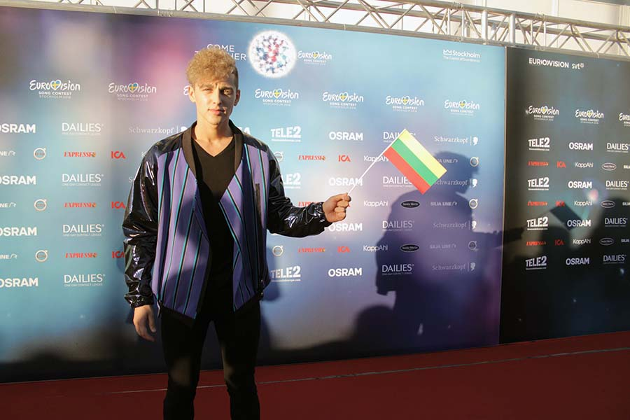 Lithuania Red Carpet 2016