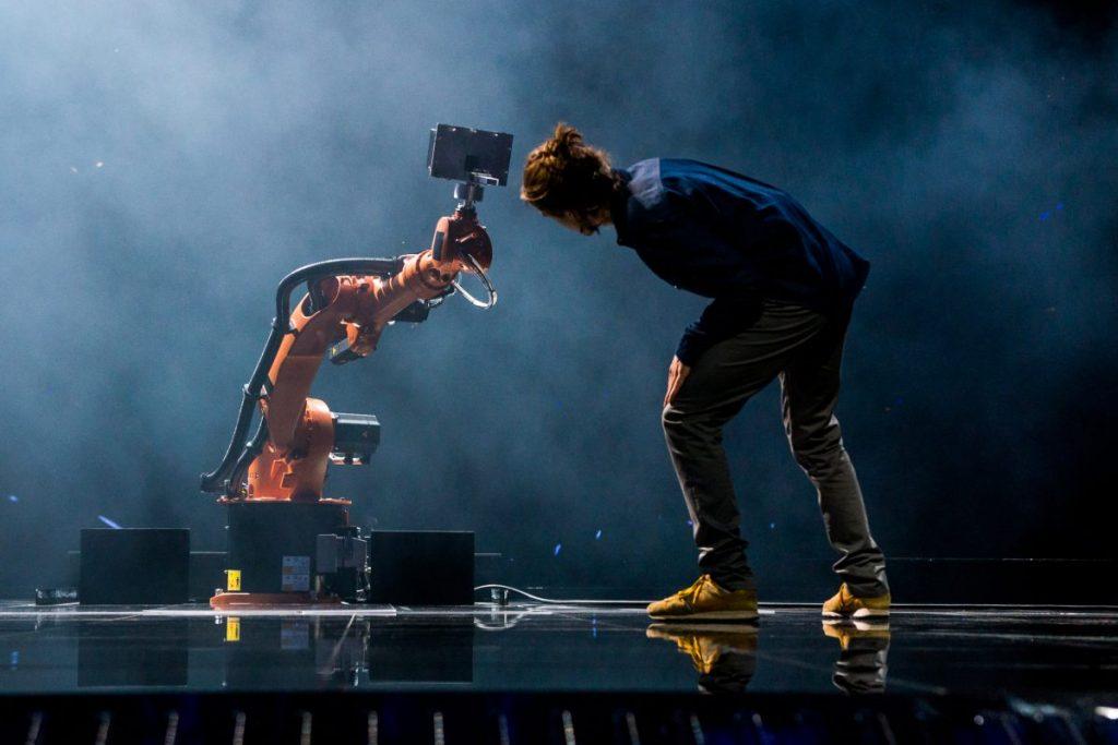 Semi-final 2 interval Eurovision 2016