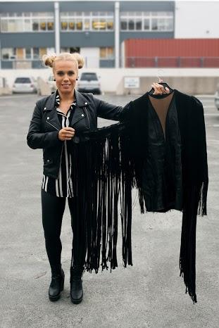 Greta's Eurovision 2016 outfit.