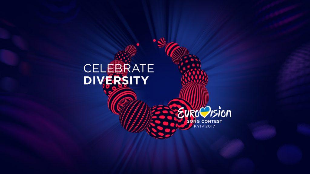 ESC 2017 Celebrate Diversity Theme Kyiv Ukraine