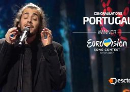 Bookies' correctly placed Salvador Sobral