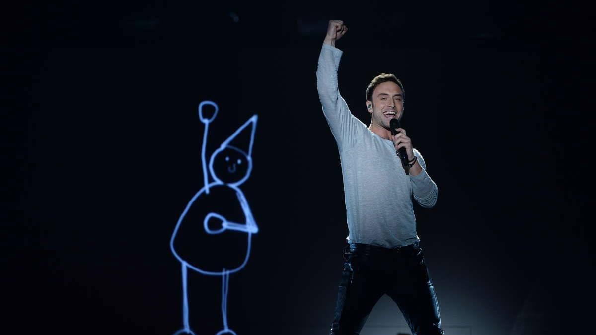 måns eurovision 2015