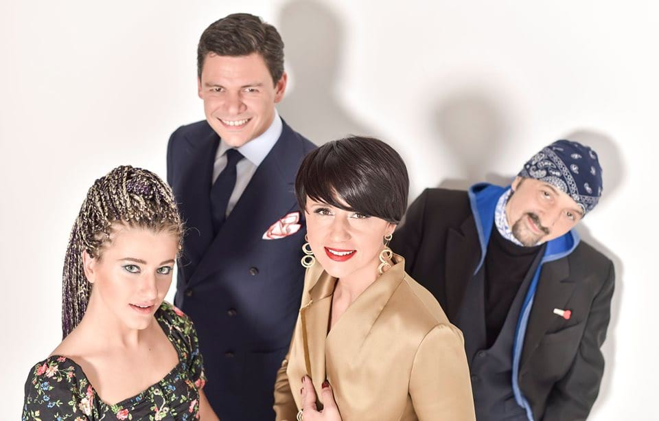 Georgian Idol-juryn