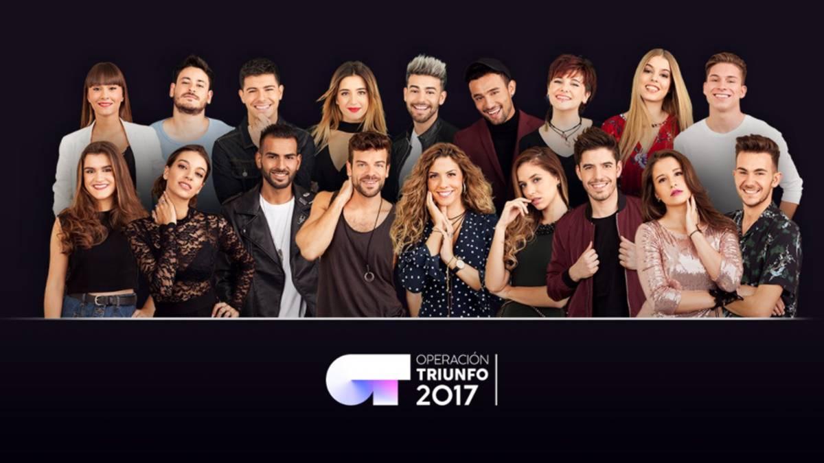 Operacion Triunfo 1 Video Porno De Un Concursante eurovision spain: change of course in ot 2017; 4 finalists