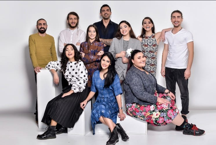 comprar auténtico primera vista diversos estilos Georgia: Georgian Idol determines 10 finalists